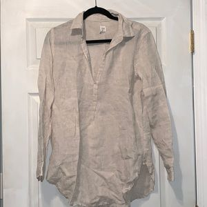Gap Canvas Tunic